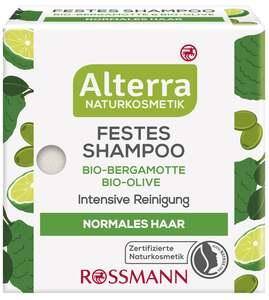 Alterra Festes Shampoo Bio-Bergamotte & Bio-Olive