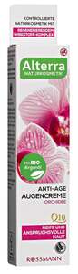 Alterra Anti-Age Augencreme Orchidee