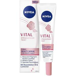 NIVEA Vital Strahlender Teint 3in1 Beauty Serum