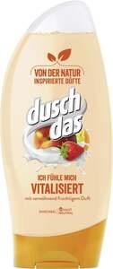 duschdas Duschgel vitalisiert