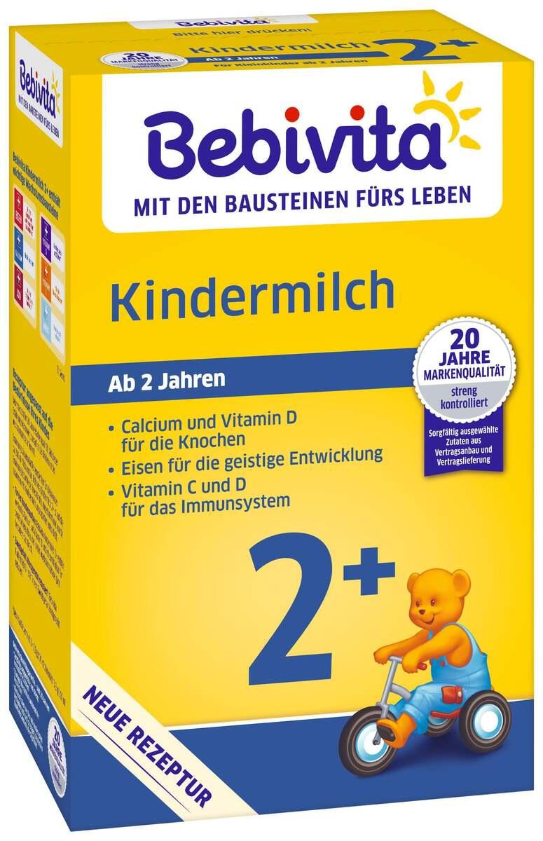 Bild 3 von Bebivita Kindermilch 2+