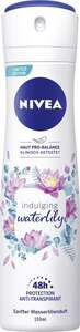 NIVEA Anti-Transpirant Spray Indulging Waterlily