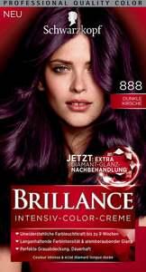 Schwarzkopf Brillance Intensiv-Color-Creme Dunkle Kirsche 888