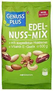 GENUSS PLUS Edel-Nuss-Mix Maxi