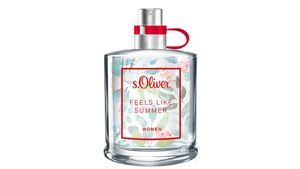 s.Oliver Feels Like Summer Women Eau de Toilette Natural Spray