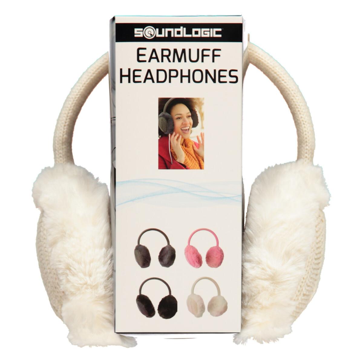 Bild 1 von Kopfhörer aus Plüsch und Strick