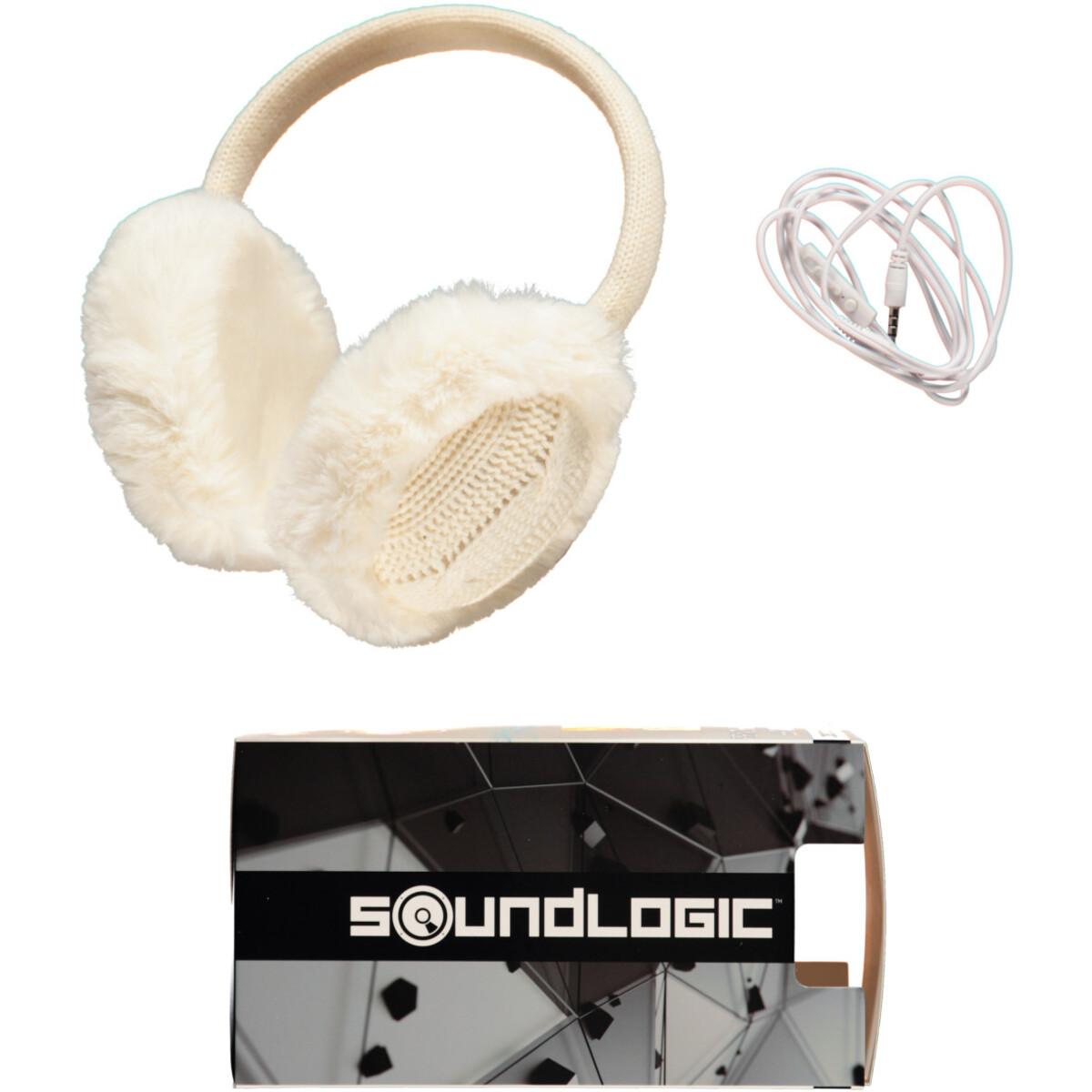 Bild 2 von Kopfhörer aus Plüsch und Strick