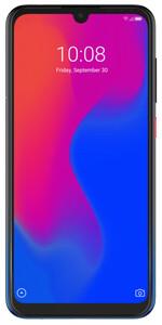 ZTE Blade A7 Dual-SIM gradient black Smartphone (6,088 Zoll, 32 GB, 3.200-mAh, 16 MP, Octa-Core, schwarz)
