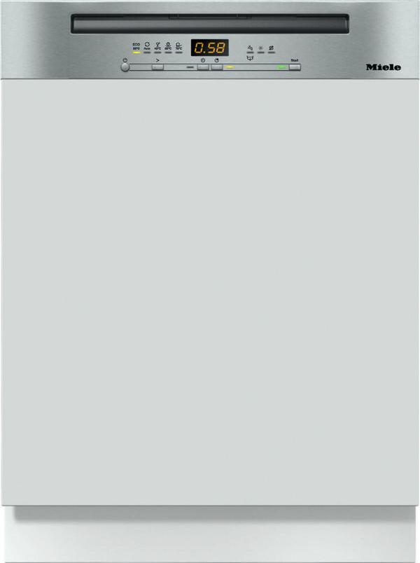 MIELE G 5210 Sci Active Plus Geschirrspüler (Aquastop, EEK A+++, 14 Maßgedecke, Auto-open-Trocknung, Display, Restzeit-Anzeige, Besteck-Schublade)