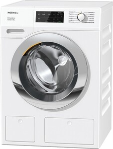 MIELE WEG675WPS Waschmaschine (EEK A+++, 1400 U/min, 9 kg Fassungsvermögen, Waterproof-System)