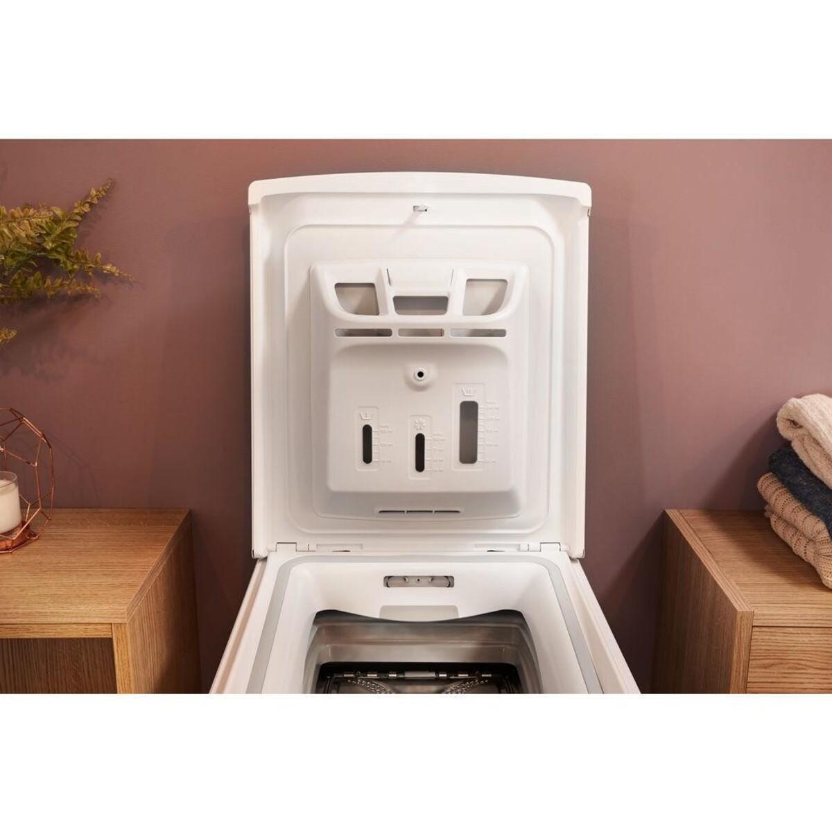 Bild 3 von BAUKNECHT WMT Pro 55U Waschmaschine (EEK: A++, 5,5 kg Fassungsvermögen, Mehrfachwasserschutz+, Mengenautomatik)