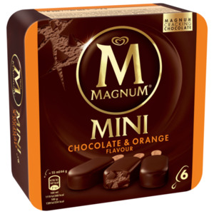 Magnum Mini Chocolate & Orange 6x55ml
