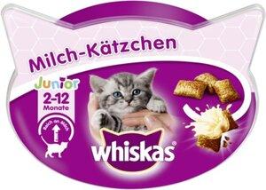 Whiskas Snacks Milch-Kätzchen 8x55g