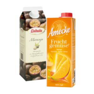 Amecke sanfte Säfte, Plus, Fruchtgemüse oder Lindavia
