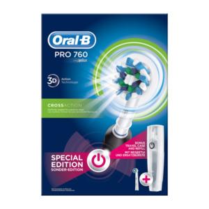 Oral-B Pro 760 elektrische Zahnbürste