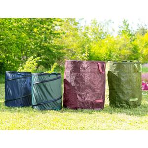 Powertec Garden Gartenabfalltasche / Pop-Up-Sack