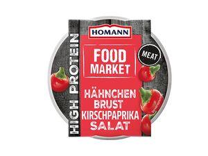 Homann High Protein Salat