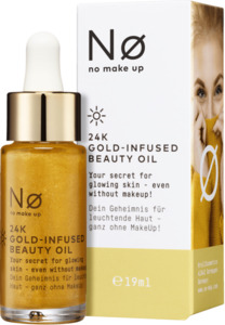 Nø Gesichtsöl glow today 24K Gold-Infused Beauty Oil