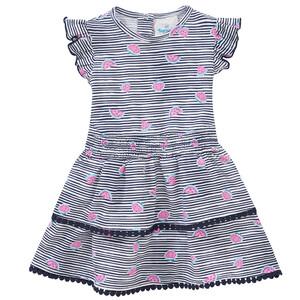 Baby Kleid mit Volants