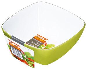 EDEKA zuhause Salatschälchen hellgrün 13,5 x 13,5 x 7 cm 1 Stück