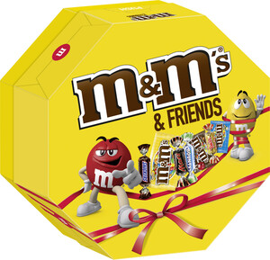 M&M's & Friends 179 g