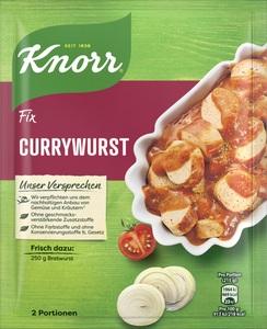 Knorr Fix für Currywurst 36 g