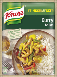 Knorr Feinschmecker Curry Sauce 47 g
