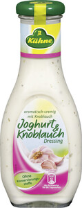 Kühne Joghurt & Knoblauch Dessing 250 ml