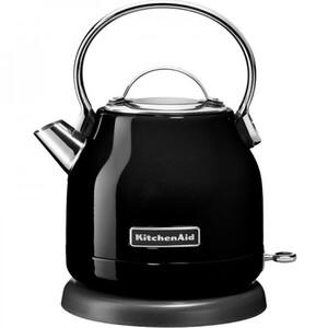 KitchenAid Wasserkocher schwarz 1.25 Liter