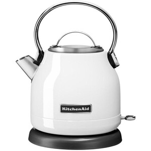 KitchenAid Wasserkocher weiß 1,25 Liter