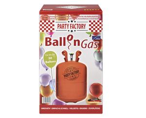 PARTY FACTORY Ballongas/Helium