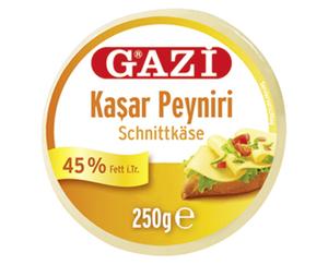 GAZI®  Kaşar Peyniri Schnittkäse