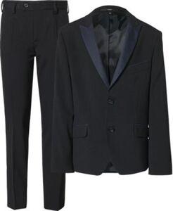 Kinder Anzug, Slim Fit schwarz Gr. 146 Jungen Kinder