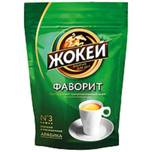 """Löslicher Bohnenkaffee """"Jokey Favorit"""", Arabica, gefriergetr..."""
