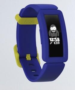 Fitbit Fitnessarmband Ace 2 ,  blau/gelb