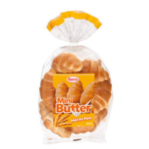 Harry Mini-Butter-Hörnchen