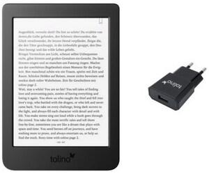 page 2 E-Book Reader inkl. eReader USB-Ladegerät