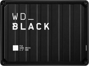 WD Black P10 Game Drive USB 3.2 Gen 1 (2TB) Externe Festplatte schwarz