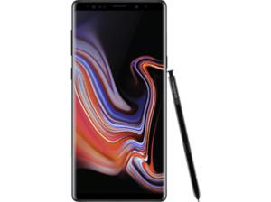 SAMSUNG Galaxy Note9 Smartphone - 128 GB - Midnight Black