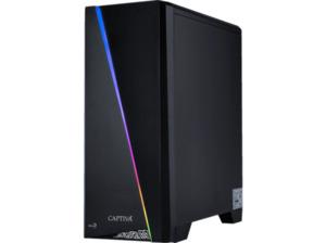 CAPTIVA R51-368 Gaming PC mit Ryzen 5, 240 GB, AMD Radeon RX 5700 XT 8GB GDDR6 und 16 GB RAM