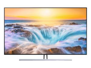SAMSUNG GQ55Q85RGTXZG,  QLED TV, Schwarz