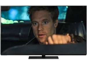 PANASONIC TX-65GZW954,  OLED TV, Black Metallic