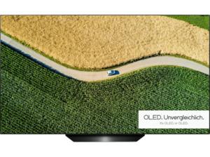 LG OLED65B97LA,  OLED TV, Schwarz