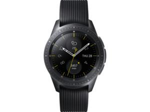 SAMSUNG Galaxy Watch 42 mm LTE Smartwatch kaufen. Armband: Silikon, S, L, Farbe Schwarz | SATURN