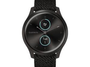 GARMIN Vivomove Style Smartwatch kaufen. Armband: Nylon, k.A., Farbe Schwarz | SATURN