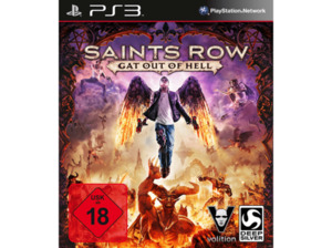 Saints Row Gat out of Hell für PlayStation 3 online