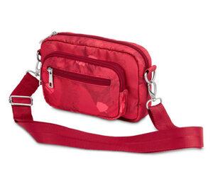 Sicherheits-Gürtel-und-Umhänge-Tasche