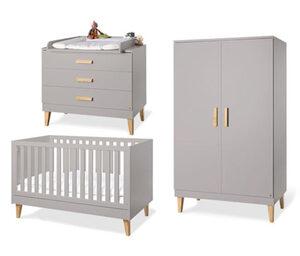 Pinolino Baby-Zimmer »Jasper«, 3-teilig
