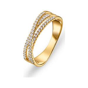 CHRIST Diamonds Damenring 87305007