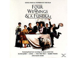 Four Weddings And A Funeral VARIOUS, OST/VARIOUS auf CD online